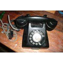 Telefones Antigo Em Baquelite Um Preto E Um Cinza Ericcson