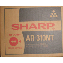 Cartucho Toner Original Sharp Ar-310ntb/ar-270nt -