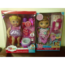 Bonecas Little Mommy E Baby Alive
