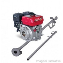Rabeta Std 1,70m + Motor 5.5cv - Tramontini
