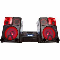 Mini System Lg X Boom Pro Cm9950 3900 Watts Rms Efeito Dj Mu