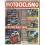 Revista Motociclismo Magazine - Master Bike 2002