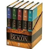 Comentário Bíblico Beacon Antigo Testamento Cpad