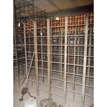 Estante De Aço Organizadora P/ Almoxarifado Matéria Prima 1