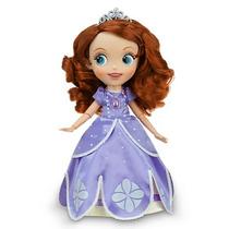 Boneca Princesa Sofia Disney Store 30,5cm -canta Em Inglês!!