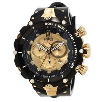 Relógio Invicta 14416 Venom Reserve Jason Taylor Com Caixa.
