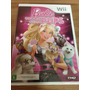 Jogo Infantil Barbie Groom And Glam Pups Para Nintendo Wii
