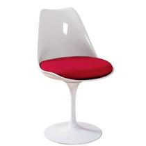Cadeira Saarinen Sem Braço De Fibra De Vidro