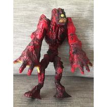 Colecao Max Steel Viloes Extroyer Elementor Vermelho
