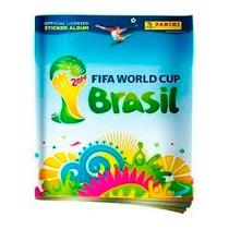 Copa Do Mundo 2014 Album Vazio + 220 Figurinhas Para Colar