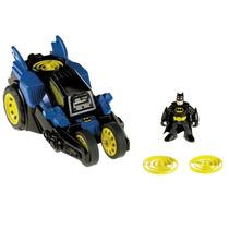 Brinquedo Menino Imaginext Batmóvel Motorizado Mattel