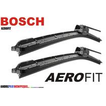 Palheta Original Bosch Aerofit Nissan Sentra Apos 2007......