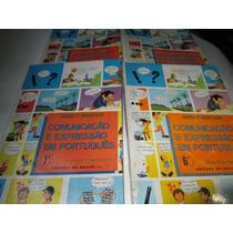 Livros Comunicaçao E Expressao Em Portugues Jairo F.martins