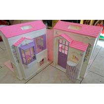 Casa Da Barbie Antiga 1996 Mattel Mexico Ñ Susi