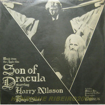 Harry Nilsson And Ringo Starr Lp Son Of Dracula