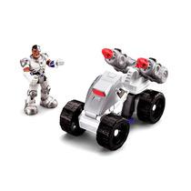 Brinquedo Infantil Menino Imaginext Ciboregue & Atv Mattel