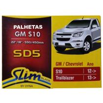 Palhetas Slim Blade Original Dyna Sd5 Gm S-10 Trail 2012>