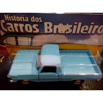 Miniatura História Dos Carros Brasileiros - Pick Up Ford F 1