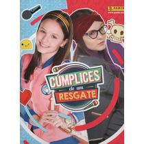 003/16 Álbum Cúmplices De Um Resgate - Completo - Para Colar