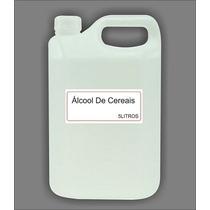 Álcool De Cereais 5litros Para Alimentício E Perfumaria