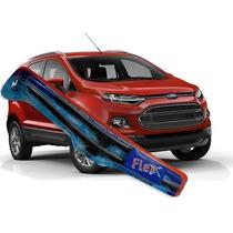 Palheta Slim Limpador Parabrisa Dianteiro Ford Ecosport 13&g
