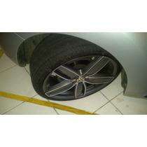 Rodas Aro20 5x100 Audi A3 2013 Golf A3 A1 Polo Fox+pneus