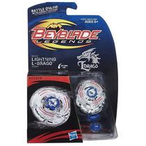 Beyblade Lightning L Drago 100hf Bb-43 Hasbro