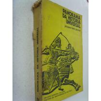 Livro Panorama Da Historia Universal - Jacques-henri Pirenne