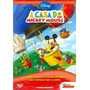 Dvd Lacrado Disney A Casa Do Mickey Mouse A Grande Corrida D