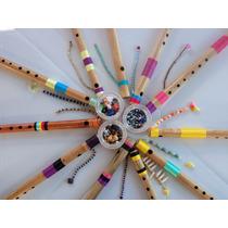 Flauta Pife, Pifaro, Pifano De Bambú Transversal