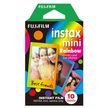 Film Fuji Instax Mini8 Pack 10 Fotos Mold./color Env./gratis