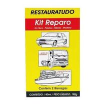 Reparador Restaura Casco De Barcos Parachoques Grades