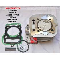 Cilindro Motor Vini Aumento Potência Titan125 02/08 P/ 150cc