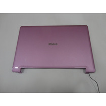 Tampa Da Tela Do Netbook Philco 10d R123ws - Rosa