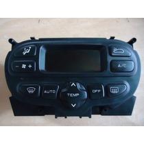 Comando Digital Ar Condicionado Peugeot 206 Original
