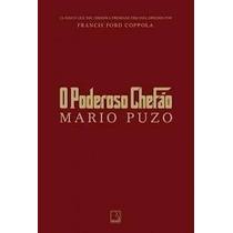 Livro O Poderoso Chefão Mario Puzo Capa Dura===edição Comem