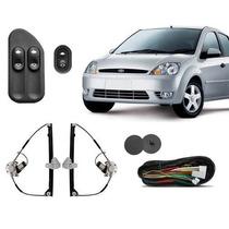 Kit Vidro Eletrico Fiesta , Ecosport 2p