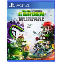 Plants Vs Zombies Garden Warfare - Ps4 (primaria) Pre Venda