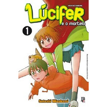 Lúcifer E O Martelo 01 A 03 Editora Jbc De Satoshi Mizukami