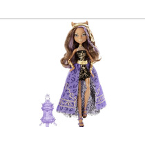 Monster High Clawdeen Wolf - 13 Wishes - Mattel