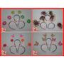 Kit 50 Tiaras Coloridas Para Festas, Casamentos