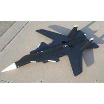 Su-47 Kit Aeromodelo Elétrico Em Deprom
