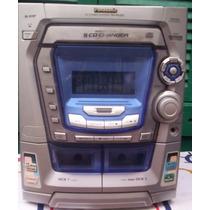 Som Panasonic 5cd Changer. Mod: Sa-ak200