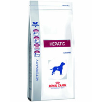 Ração Veterinary Diet Hepatic Royal Canin - 10,1 Kg