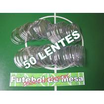 Lentes Transparentes Para Futebol De Botão - Futebol De Mesa