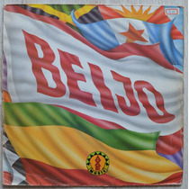 Lp Vinil - Banda Beijo - Aconteceu