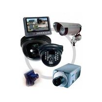 Instalação De Câmeras De Segurança ,cerca Elétricas Em Geral