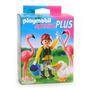 Playmobil Special Plus Tratador Com Aves Exóticas - 4758