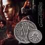 Moeda De Game Of Thrones - Valar Morghulis Coin Frete Gratis