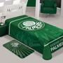 Cobertor Solteiro Jolitex Palmeiras